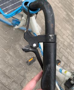 哈罗单车故障